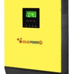SolarPower24-InfiniSolar V II 3K-Yellow-R side